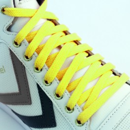 Hi-Top Flat Banana Yellow 150cm x 10mm