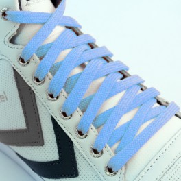 Hi-Top Flat Aqua Blue 150cm x 10mm