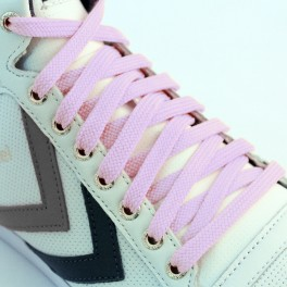 Hi-Top Flat Lilac Pink 150cm x 10mm