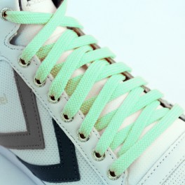Hi-Top Flat Mint Green 150cm x 10mm