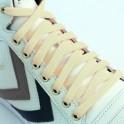 Classic Flat Off White 60cm x 10mm Shoe Laces