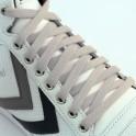 Classic Flat Grey 60cm x 10mm Shoe Laces