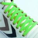 Classic Flat Bright Green 120cm x 10mm