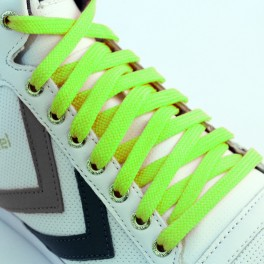 Classic Flat Lime Green 120cm x 10mm